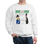 Presidents' Day Mattress Sale Sweatshirt