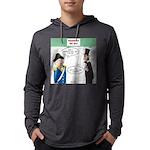 Presidents' Day Mattress Sale Mens Hooded Shirt
