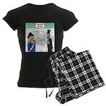 Presidents' Day Mattress Sal Women's Dark Pajamas