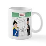 Presidents' Day Mattress Sale 11 oz Ceramic Mug