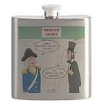 Presidents' Day Mattress Sale Flask