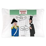 Presidents' Day Mattress Sale Pillow Case