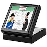 Presidents' Day Mattress Sale Keepsake Box