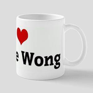 I Love Natalie Wong Mug