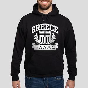 Greece Hoodie (dark)