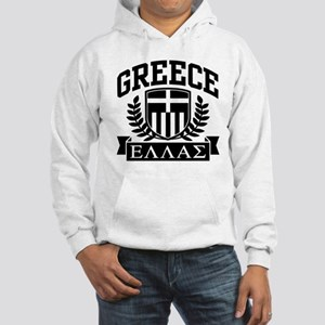 Greece Hooded Sweatshirt