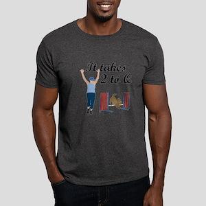 Two 2 Q Dark T-Shirt