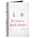 Binary Choice Journal