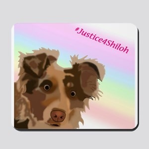 Justice For Shiloh Mousepad