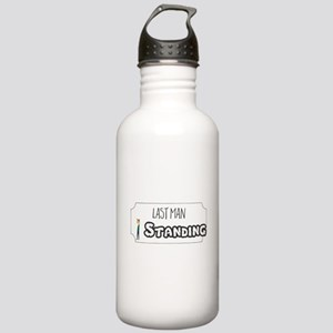 Last Man Standing Stainless Water Bottle 1.0L