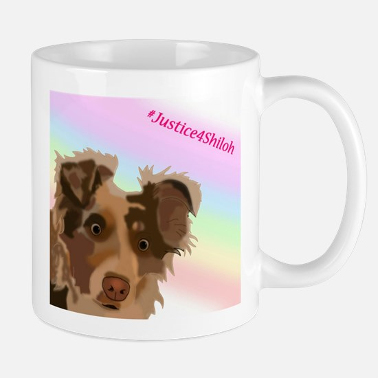 Justice For Shiloh Mugs