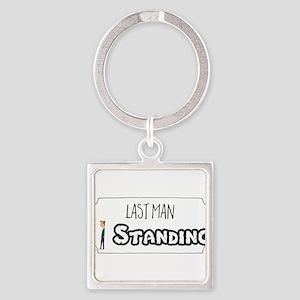 Last Man Standing Keychains