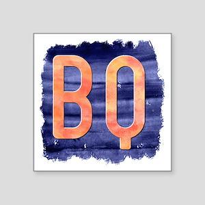 Bq Sticker