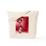 FUNFASHIONETC Tote Bag FOXY