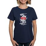 Taekwondo Dragon Women's Dark T-Shirt
