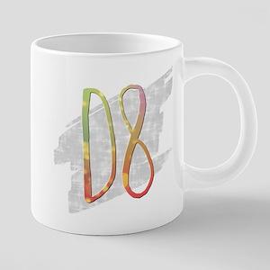 D8 Mugs