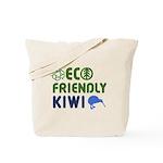 Eco Friendly Kiwi Tote Bag