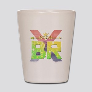 Br Shot Glass