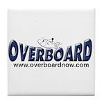 Overboard Tile Coaster