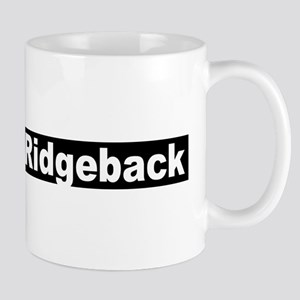 """Rhodesian Ridgeback"" Mug"