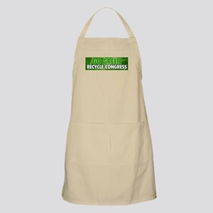 Recycle Congress BBQ Apron