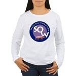 Steel Oil Wood Women's Long Sleeve T-Shirt