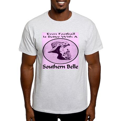 Football Southern Belle Light T-Shirt