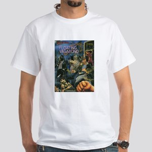 Tales from the Floating Vagabond Tee (white)
