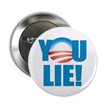 """You Lie 2.25"""" Button (10 pack)"""