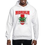 Midrealm Collegiate Hooded Sweatshirt