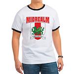 Midrealm Collegiate Ringer T