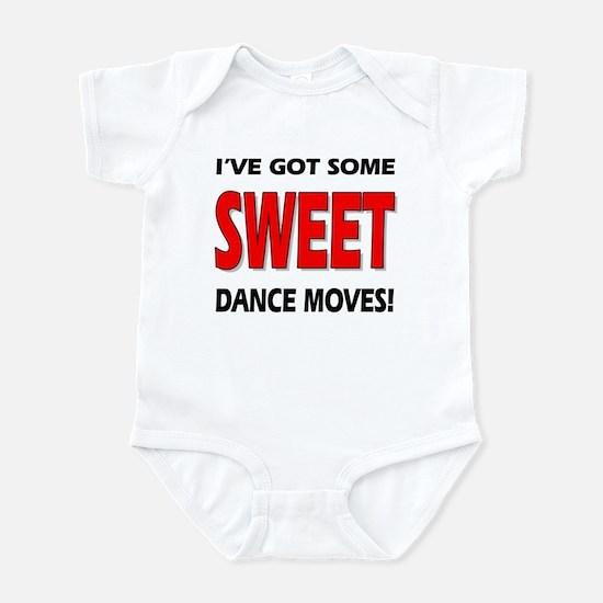 Sweet Dance Moves: Infant Creeper