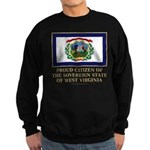 West Virginia Proud Citizen Sweatshirt (dark)