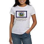 West Virginia Proud Citizen Women's T-Shirt