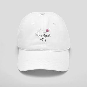 New York City Butterfly Cap