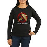Repeal Obamacare Women's Long Sleeve Dark T-Shirt