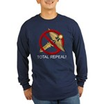 Repeal Obamacare Long Sleeve Dark T-Shirt