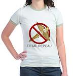 Repeal Obamacare Jr. Ringer T-Shirt