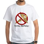 Repeal Obamacare White T-Shirt