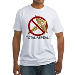 Repeal Obamacare Fitted T-Shirt