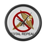 Repeal Obamacare Large Wall Clock