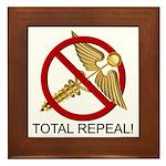 Repeal Obamacare Framed Tile