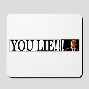 You Lie! Mousepad