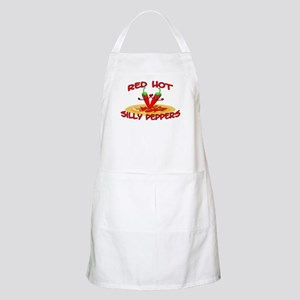 Red Hot Silly Peppers BBQ Apron