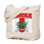 Midrealm Collegiate Tote Bag