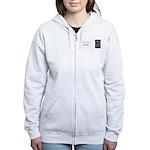 Gaston Dethier Women's Zip Hoodie