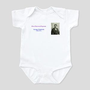 George Chadwick Infant Bodysuit