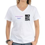 Caspar Koch Women's V-Neck T-Shirt