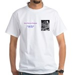 Caspar Koch White T-Shirt