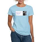 Charles Courboin Women's Light T-Shirt